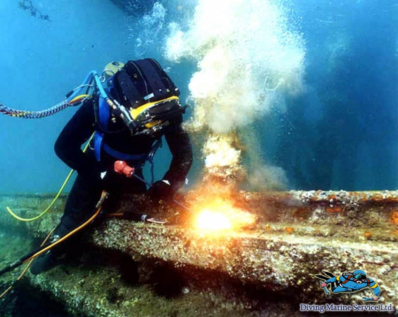 Underwater diving operations