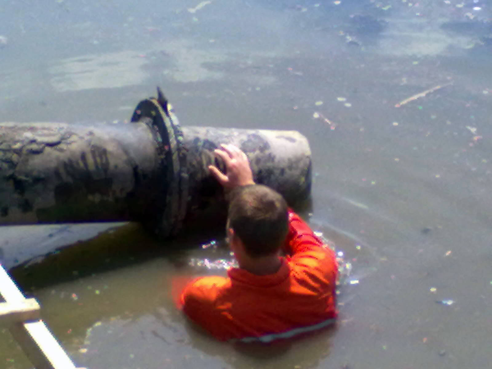 Встановлення рибозахисту